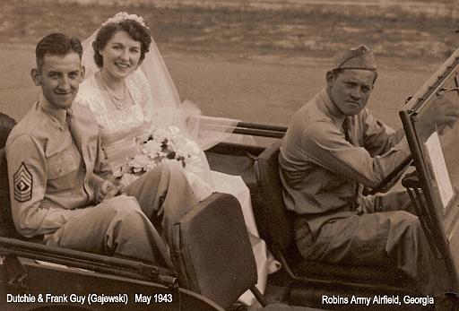 Dutchies wedding 1943
