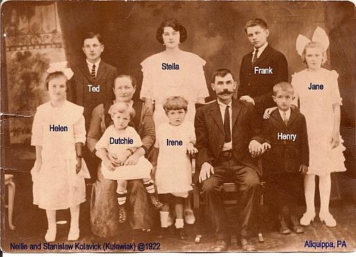 Kulawiak Family