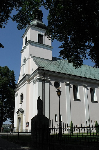 A look at church in Zakliczyn