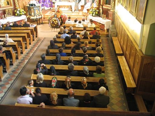 Funeral Mass 2