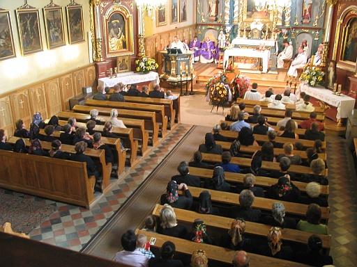 Funeral Mass 3