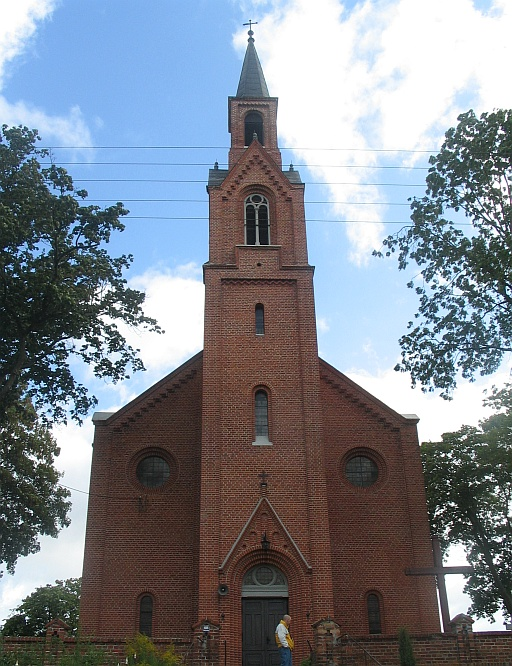 Church in Pokrzydowo2