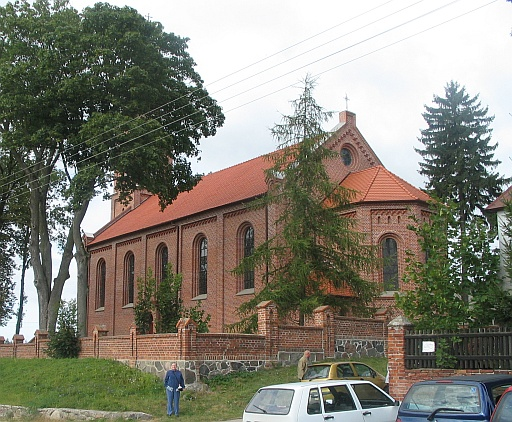 Church in Pokrzydowo5