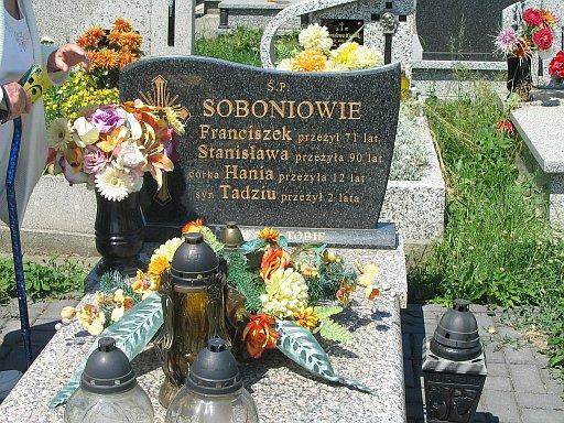 Sobon's grave