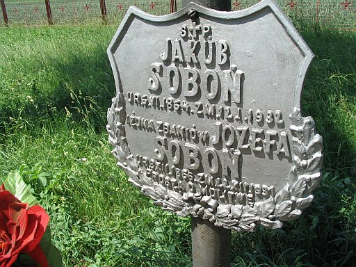 My ancestor's Jakub Sobon born in 1864
