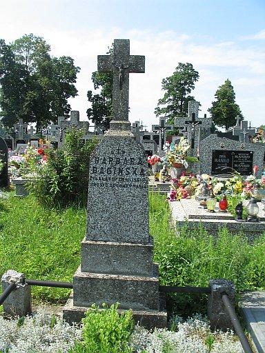 Baginski gravestone