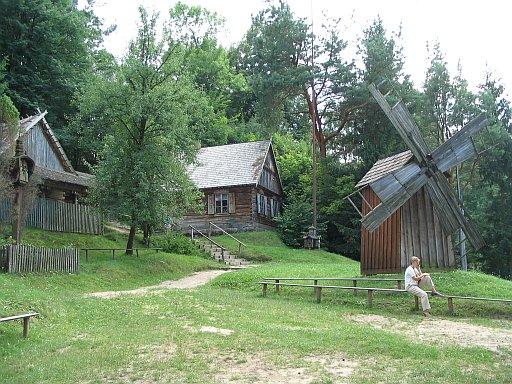 Skansen in Nowogrod