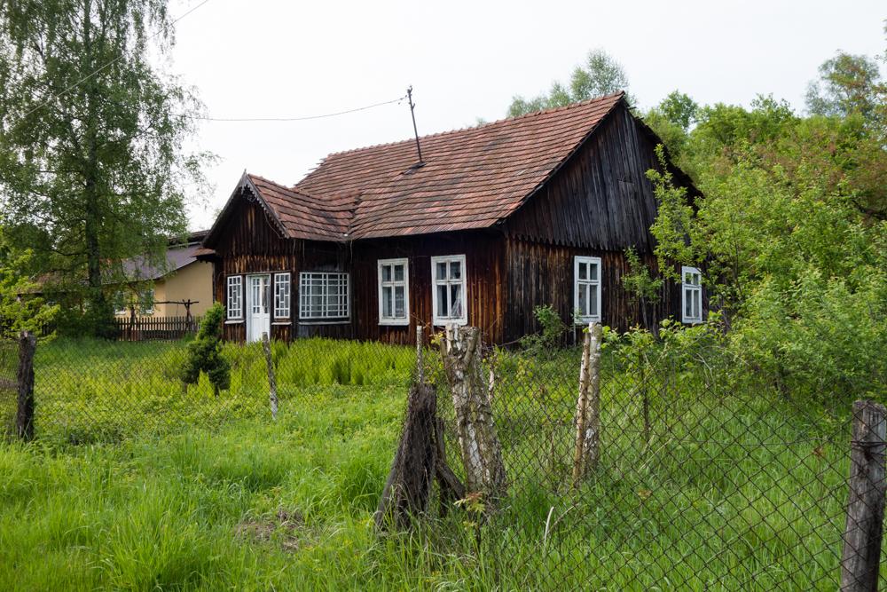Old Struziak Home
