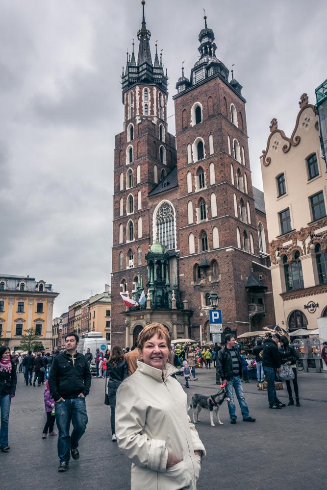 Kraków Sights