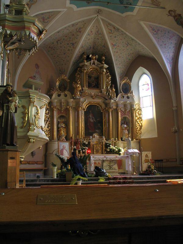 Church in Dębica