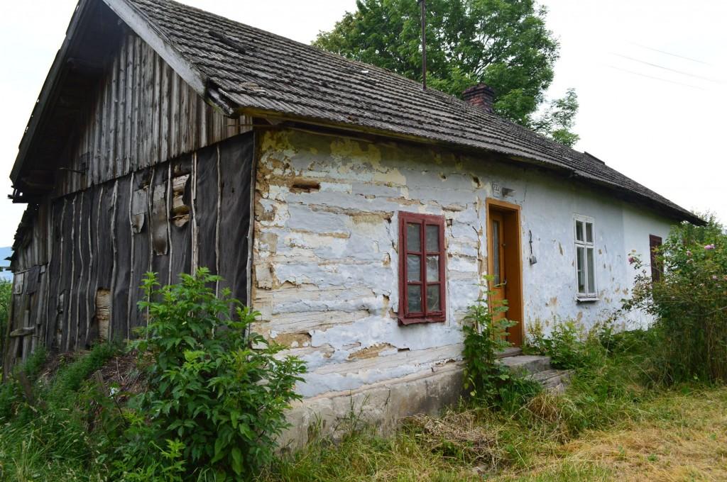 Grandma's house 222, Męcina.