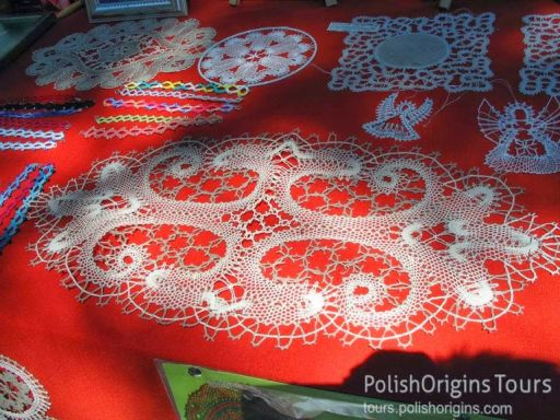 bobbin lace z Etnomanii