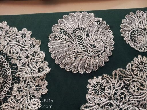 I bought the pattern of this doily